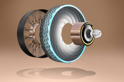 Goodyear's reCharge concept