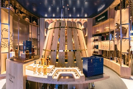 Pernod Ricard eyes China store expansion as Martell boutique debuts in Shenzhen