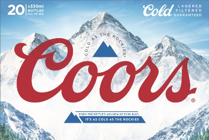 "Molson Coors said the new name for Coors Light is ""more distinctive and appealing"""