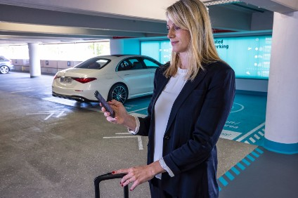 Apcoa already has facilities for cashless, ticketless parking and APV builds on that
