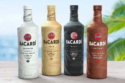 Bacardi working on plastic bottle that biodegrades in less than two years