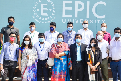 The aim is to train more than 500 women workers to progress through leadership roles at Epic Group