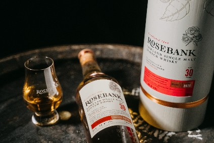 Ian Macleod Distillers' Rosebank 30 Year Old single malt Scotch - Product Launch