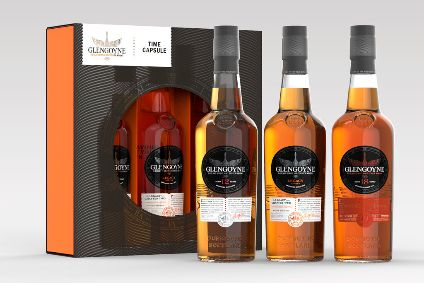 As well as the jigsaw puzzle gift pack, Glengoyne has launched a three-bottle Time Capsule set for Christmas