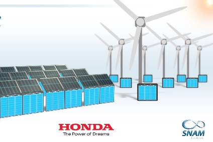 Honda Motor Europe is expanding its partnership with SNAM to recycle end-of-life batteries from hybrids and electric vehicles in Europe.