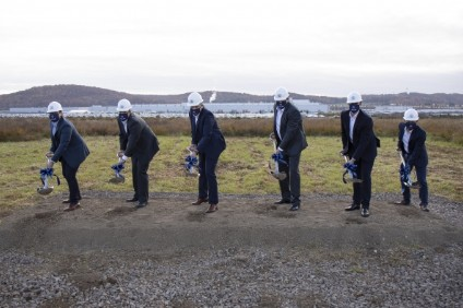 VW, state and local officials break ground in Chattanooga for the new lab