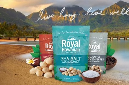 Buderim owns the macadamia nuts brand Royal Hawaiian