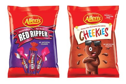 Nestle reveals new names for Australia candy brands