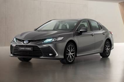 Toyotas revised Camry