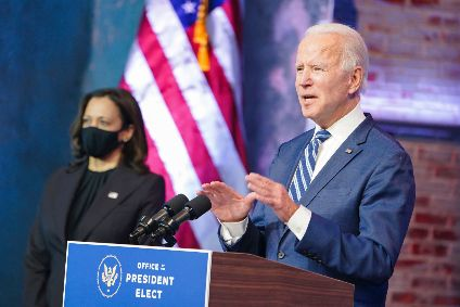 Trade group coalition calls on US President Biden to suspend tariffs