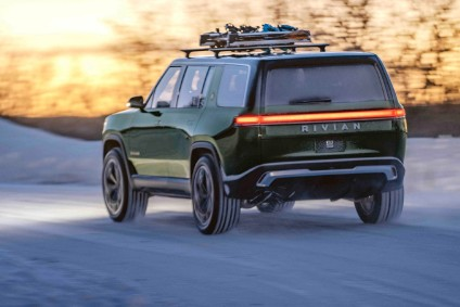 Here come more new-brand EVs, this time from Rivian