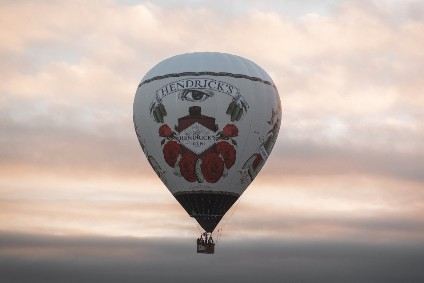 William Grants Hendricks balloon will fly 100ft above Darling Harbour