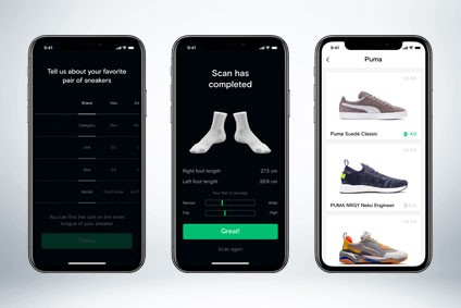 Neatsy app aims to solve online footwear fit problem