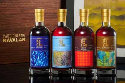 Kavalan launches limited edition 'Artist Series' - Other Whisky/Whiskey in Asia data