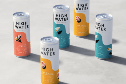 High Water is made with water from the Cotswolds region of England