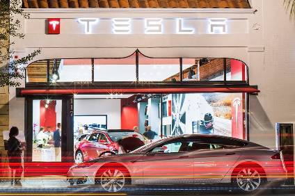 Tesla prefers to go direct to consumers and avoid franchise dealerships. Musk feels they wouldnt be as committed to electric car sales when so much of their business relies on sales of conventional cars
