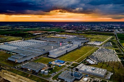 EQB will now be built in Hungary instead of the now-sold Smart plant in Hambach