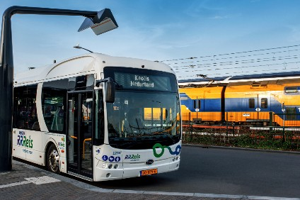 BYD has already supplied EV buses for other Dutch regions