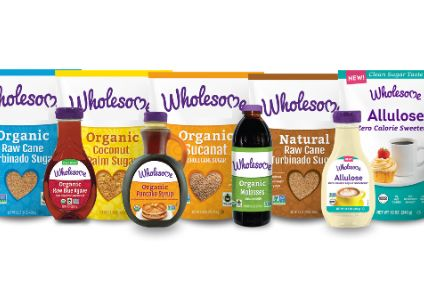 Wholesome Sweeteners set to join Whole Earth Brands portfolio