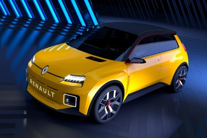 Renault hasnt said when it plans to launch the new 5 as previewed by this concept