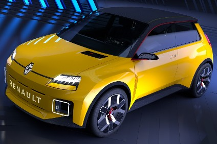 Renaults 5 EV concept may signal another round of innovative new models with retro styling