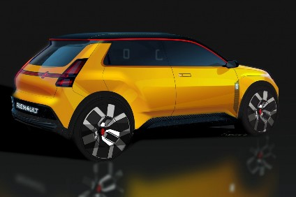 "Renault 5 Prototype signals revival of popular model [aka Le Car in the US] a la VW Beetle, Fiat 500, Ford Mustang, et al. ""It demonstrates how Renault will democratise the electric car in Europe with a modern approach influenced by one of the most popular and essential cars of its era"""