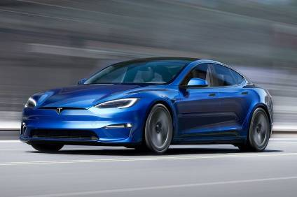 The Model S is still going strong for Tesla