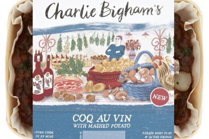 Charlie Bigham's has pointed to recent growth in sales of its ready meals