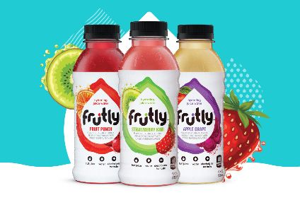 PepsiCo's Frutly juice drink - Product Launch