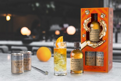 Fever-Tree partners with William Grant & Sons for Monkey Shoulder mixer pack