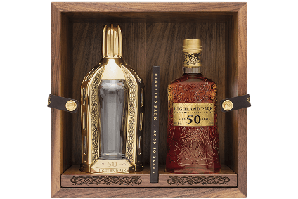 Edrington's Highland Park 50 Year Old single malt 2020 - Product Launch