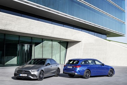 Bremen plant has just started making new C-Class saloon and estate
