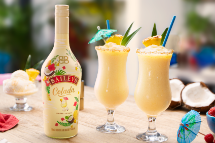 Diageos Baileys Colada is available for a limited time in the US