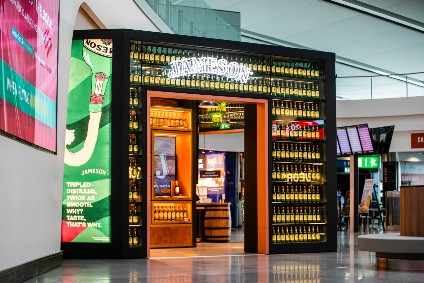Pernod Ricard unveils first Jameson Global Travel Retail store