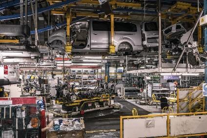 The night shift is back in June at Stellantis UK van plant