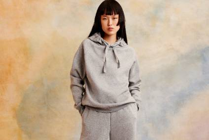 All pieces were made with 15-25% recycled Recover cotton.