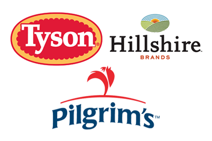 Tyson Foods and Pilgrims Pride are currently engaged in a bidding war for Hillshire Brands