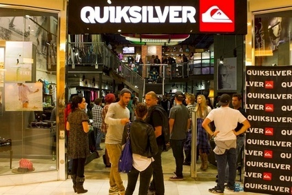 Quiksilver is in the midst of a turnaround