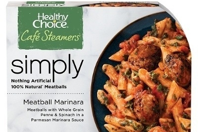 Healthy Choice Simply Cafe Steamers appeal to consumers looking for simple, fresh ingredients