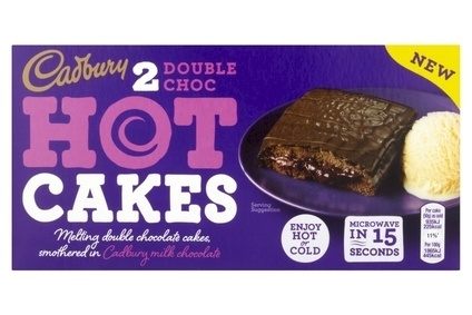 Premier eyes older consumers with Cadbury Hot Cakes