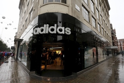 "Adidas has ""successful"" start to year"