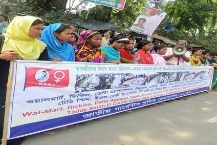 BANGLADESH: Calls reignited for Tazreen compensation