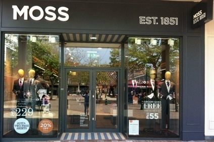 Moss Bros saw its first-half revenues rise 4.6%