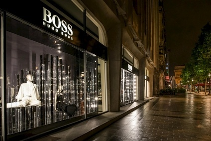 Hugo Boss will now operates its 55 stores in China and Macau