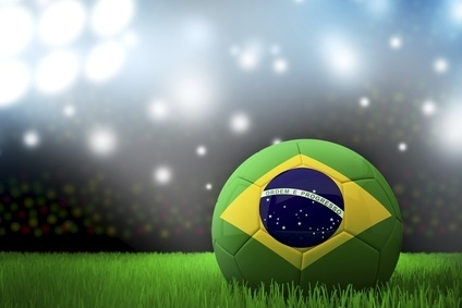 Sales of footballs are expected to increase more than 9% during the World Cup
