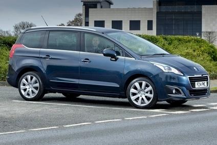 VEHICLE YSIS: MY2014 Peugeot 5008 | Automotive Industry ysis ...