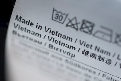 "Apparel manufacturers in Vietnam are ""poised to benefit the most"" from the TPP"