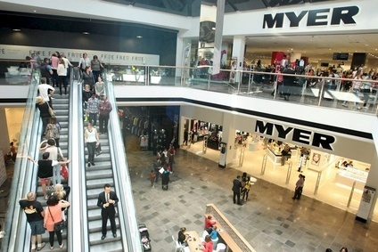 Myer promotes supply chain chief Umbers to CEO
