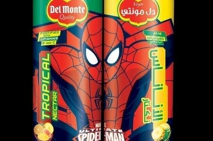 Del Monte licenses Disney characters in MENA | Food Industry News |  just-food