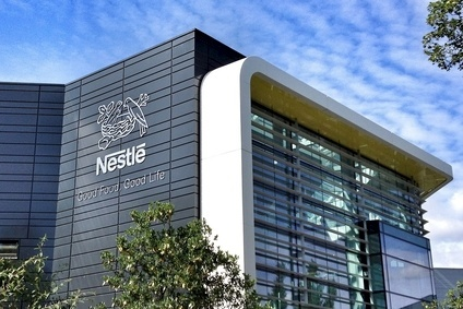 Nestle shares climbed on news of results and buyback
